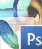 Photoshop web graphics